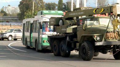 Photo of Обрыв на троллейбусной линии