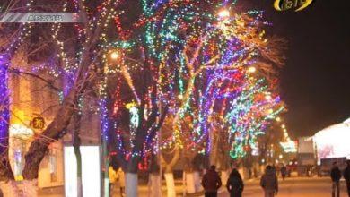 Photo of В новогоднем сиянии