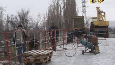 Photo of Мост на ремонте