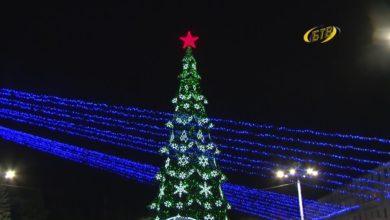 Photo of В сиянии новогодних огней