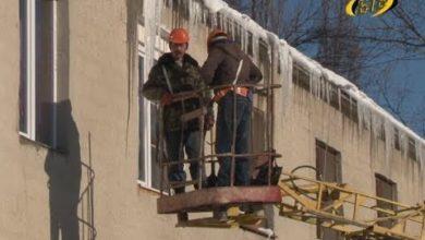 Photo of Сосульки – еще одна опасность зимы