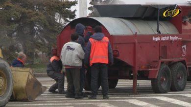 Photo of Коммунальщики взялись за дороги