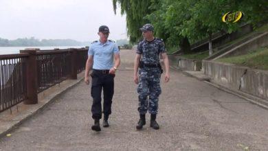 Photo of Милиционеры спасли утопающего