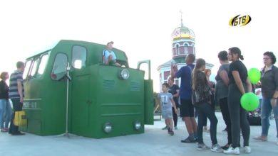 Photo of Праздничный поезд в крепости