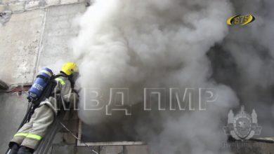 Photo of Спасатели тушили обувной склад