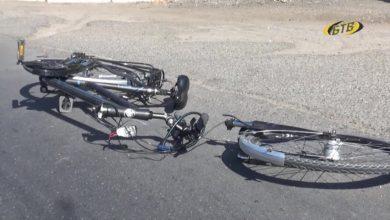 Photo of Внимание: велосипедист!
