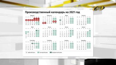 Photo of Выходные дни – 2021