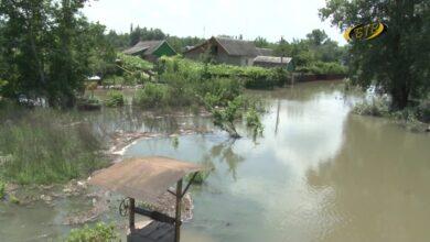 Photo of «Большая вода» во дворе