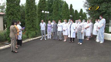 Photo of На передовой борьбы – медики