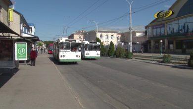 Photo of Троллейбусы пошли