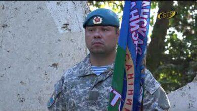 Photo of Крылатая пехота отметила свой день