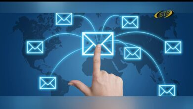 Photo of Цифра заменила буквы: день рождения электронной почты