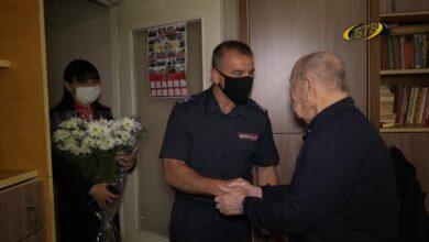 Photo of Ветерану милиции – 95