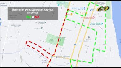 Photo of Льготные автобусы изменили маршрут