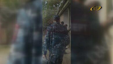 Photo of Подозреваемый задержан