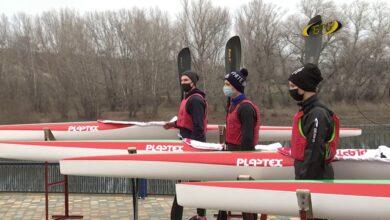 Photo of Лодки для бендерских гребцов