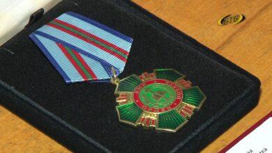 Photo of Награды за смелость и мужество