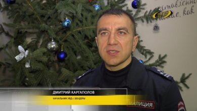 Photo of Новогоднее поздравление – от начальника милиции