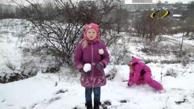 Photo of Снег на радость детворе