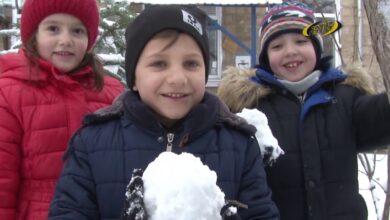 Photo of Снег во дворе – радость детворе