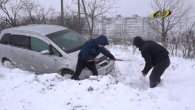 Photo of Такого снегопада…