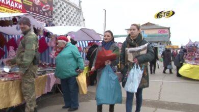 Photo of Предпраздничная торговля
