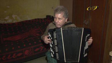 Photo of Слепой музыкант