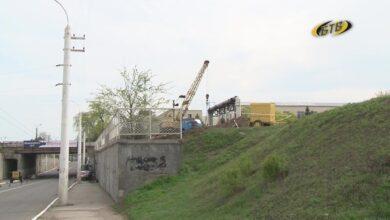 Photo of После ремонта путепровод украсит граффити