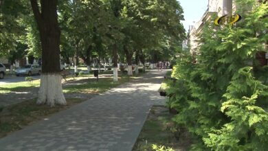 Photo of Чистый и уютный город