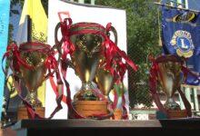 Photo of Первый турнир по петанку