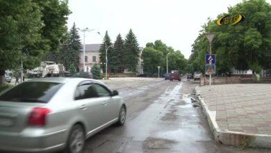 Photo of Временная парковка