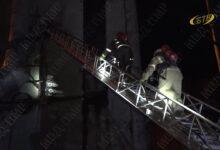 Photo of Пожар на элеваторе