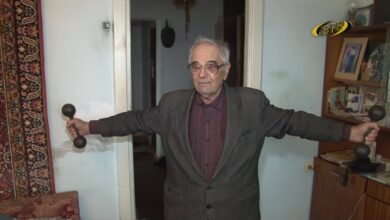 Photo of Юбилей ветерана