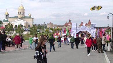 Photo of У города именины